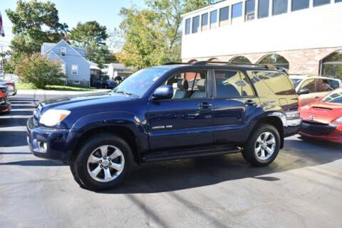 2007 Toyota 4Runner for sale at Absolute Auto Sales, Inc in Brockton MA