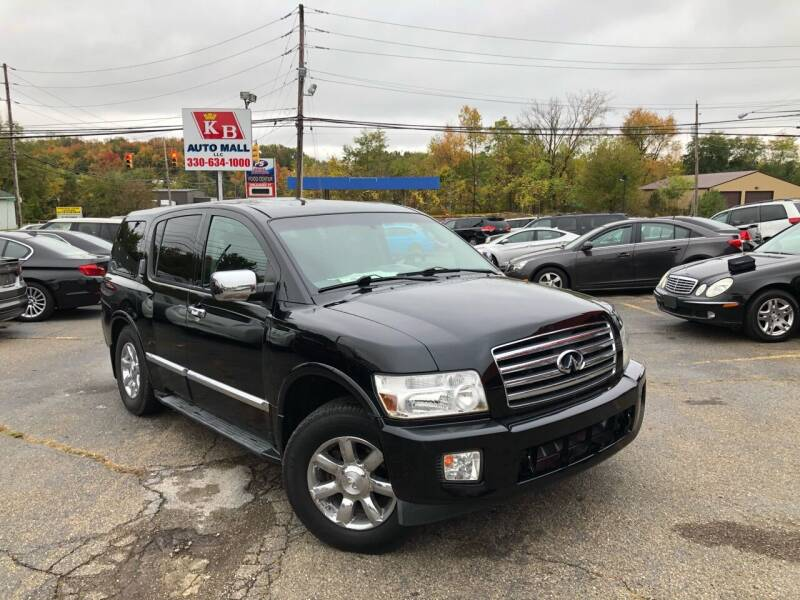 2006 Infiniti QX56 for sale at KB Auto Mall LLC in Akron OH