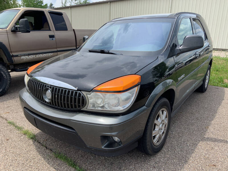 2003 Buick Rendezvous for sale at Blake Hollenbeck Auto Sales in Greenville MI