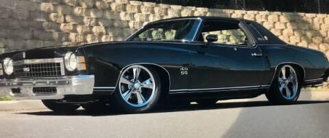 1974 Chevrolet Monte Carlo for sale at Island Classics & Customs in Staten Island NY
