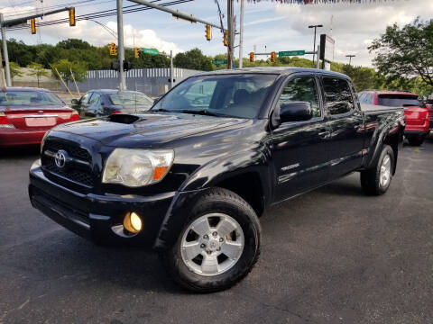 2011 Toyota Tacoma for sale at Cedar Auto Group LLC in Akron OH