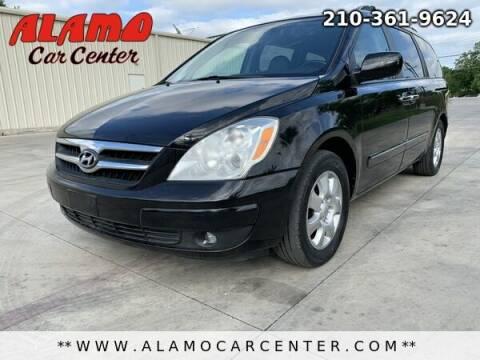 2007 Hyundai Entourage for sale at Alamo Car Center in San Antonio TX