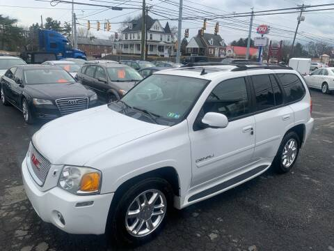 2008 GMC Envoy for sale at Masic Motors, Inc. in Harrisburg PA