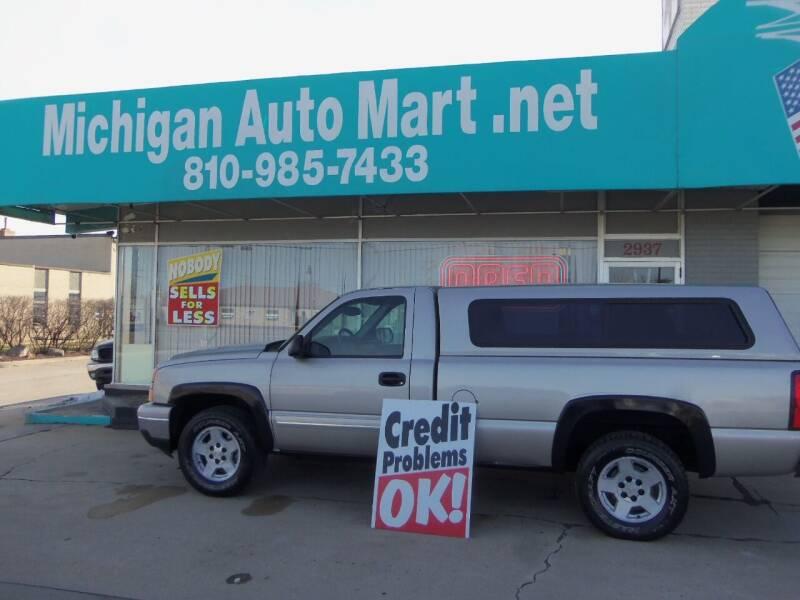 2006 Chevrolet Silverado 1500 for sale at Michigan Auto Mart in Port Huron MI