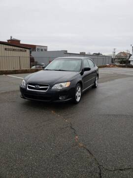 2008 Subaru Legacy for sale at iDrive in New Bedford MA