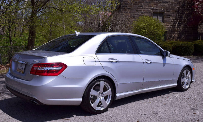 2011 Mercedes-Benz E-Class AWD E 350 Sport 4MATIC 4dr Sedan - Columbus OH