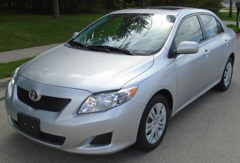 2009 Toyota Corolla for sale at Waukeshas Best Used Cars in Waukesha WI
