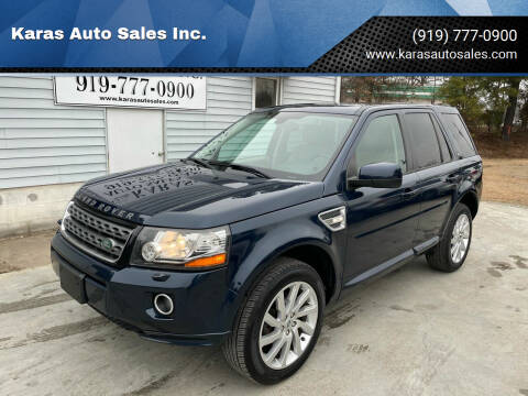 2013 Land Rover LR2 for sale at Karas Auto Sales Inc. in Sanford NC