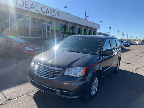 2015 Chrysler Town and Country for sale at Ideal Cars in Mesa AZ