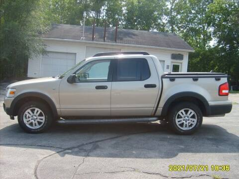 2007 Ford Explorer Sport Trac for sale at Northport Motors LLC in New London WI
