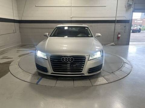 2012 Audi A7 for sale at Luxury Car Outlet in West Chicago IL