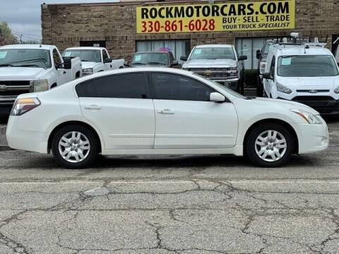 2012 Nissan Altima for sale at ROCK MOTORCARS LLC in Boston Heights OH
