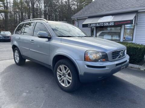2012 Volvo XC90 for sale at Clear Auto Sales 2 in Dartmouth MA