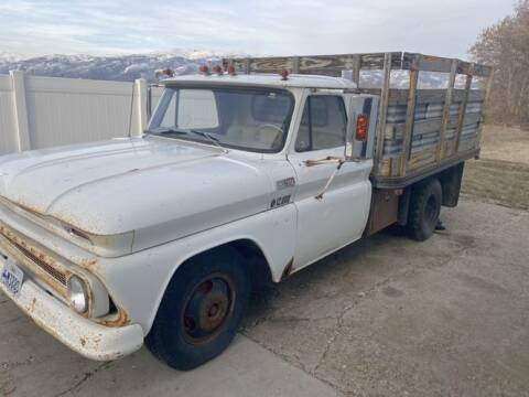 1965 Chevrolet C/K 30 Series for sale at Classic Car Deals in Cadillac MI