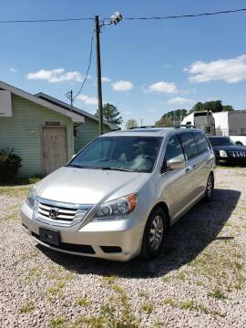 2009 Honda Odyssey for sale at JM Car Connection in Wendell NC