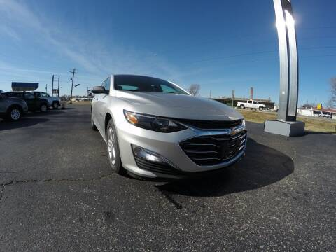 2021 Chevrolet Malibu for sale at MARTINDALE CHEVROLET in New Madrid MO