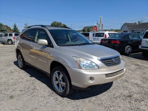 2006 Lexus RX 400h for sale at Peter Kay Auto Sales in Alden NY