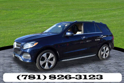 2017 Mercedes-Benz GLE for sale at AUTO ETC. in Hanover MA