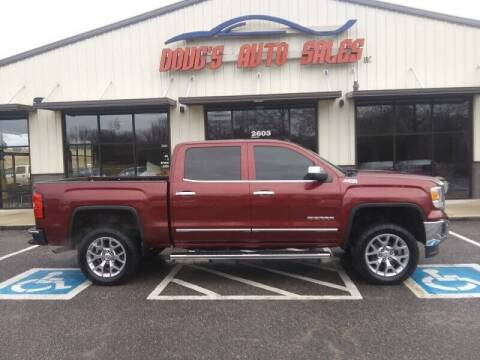 2015 GMC Sierra 1500 for sale at DOUG'S AUTO SALES INC in Pleasant View TN