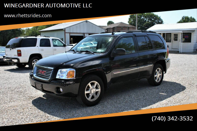2009 GMC Envoy for sale at WINEGARDNER AUTOMOTIVE LLC in New Lexington OH