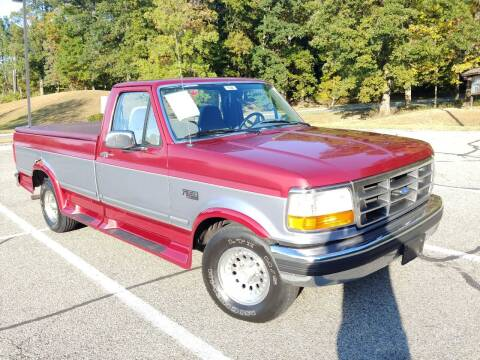 1995 Ford F-150 for sale at Lifetime Automotive LLC in Middletown OH