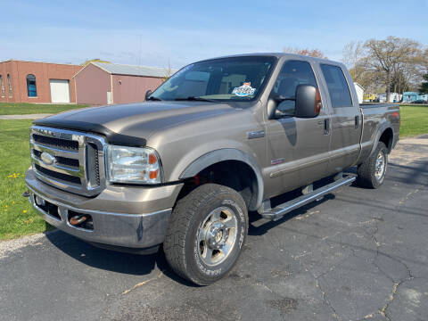 2005 Ford F-250 Super Duty for sale at MARK CRIST MOTORSPORTS in Angola IN