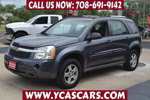 2009 Chevrolet Equinox for sale at Your Choice Autos - Crestwood in Crestwood IL