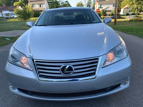 2011 Lexus ES 350 for sale at Via Roma Auto Sales in Columbus OH