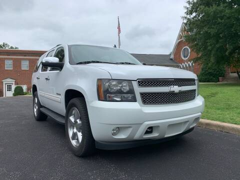 2011 Chevrolet Tahoe for sale at Automax of Eden in Eden NC