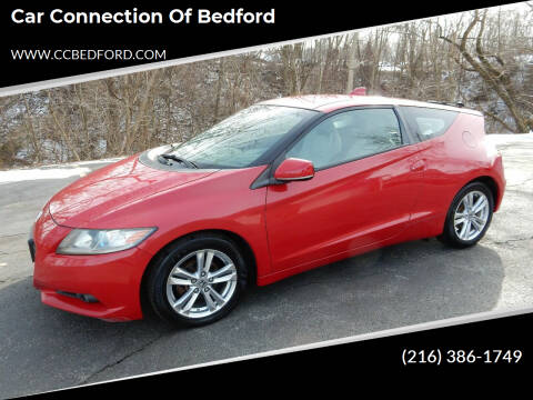 2011 Honda CR-Z for sale at Car Connection of Bedford in Bedford OH