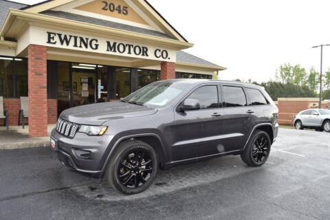 2018 Jeep Grand Cherokee for sale at Ewing Motor Company in Buford GA