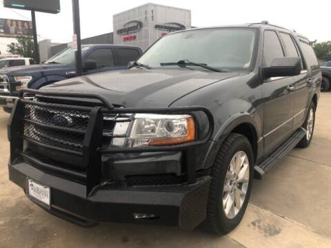 2016 Ford Expedition for sale at Eurospeed International in San Antonio TX