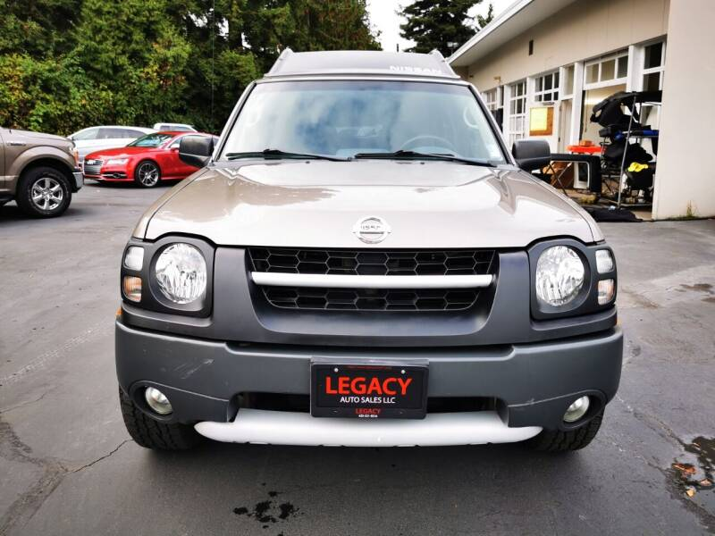 2004 Nissan Xterra for sale at Legacy Auto Sales LLC in Seattle WA