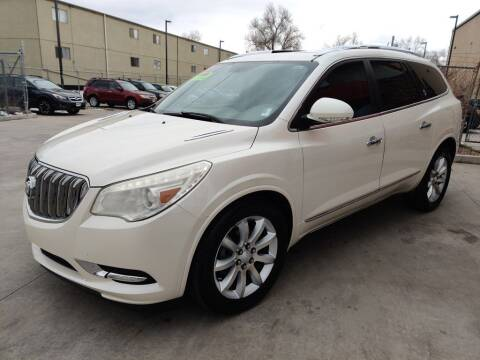 2013 Buick Enclave for sale at 719 Automotive Group in Colorado Springs CO