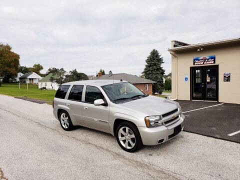 2006 Chevrolet TrailBlazer for sale at Hackler & Son Used Cars in Red Lion PA
