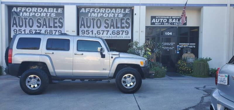 2010 HUMMER H3 for sale at Affordable Imports Auto Sales in Murrieta CA