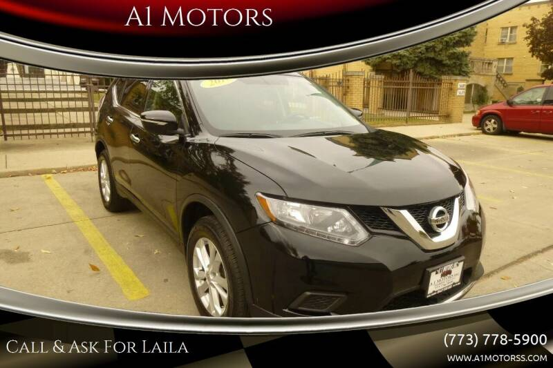 2015 Nissan Rogue for sale at A1 Motors Inc in Chicago IL