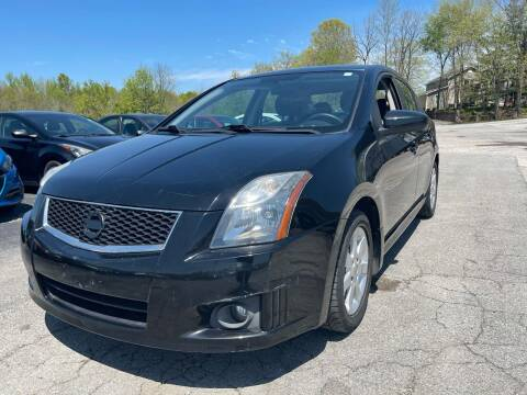2011 Nissan Sentra for sale at Best Buy Auto Sales in Murphysboro IL