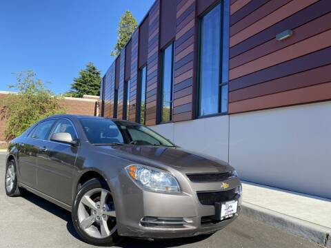 2012 Chevrolet Malibu for sale at DAILY DEALS AUTO SALES in Seattle WA