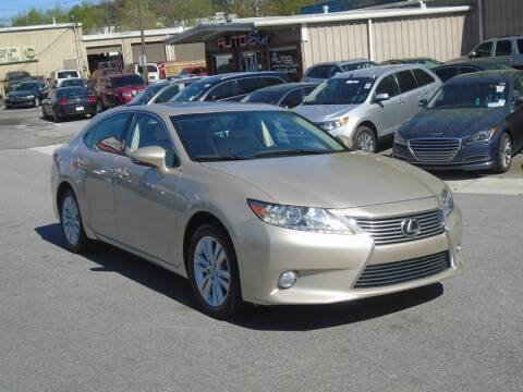 2014 Lexus ES 350 for sale at AutoStar Norcross in Norcross GA