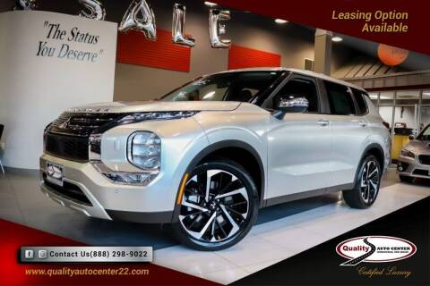 2022 Mitsubishi Outlander for sale at Quality Auto Center in Springfield NJ