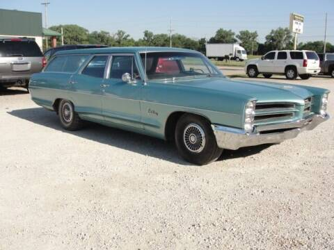 1966 Pontiac Catalina for sale at Frieling Auto Sales in Manhattan KS