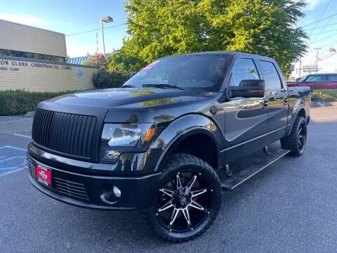 2012 Ford F-150 for sale at Real Deal Cars in Everett WA