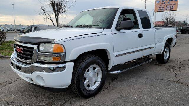 2007 GMC Sierra 1500 Classic for sale at Tri City Auto Mart in Lexington KY