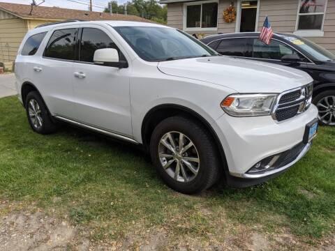 2014 Dodge Durango for sale at SOLIS AUTO SALES INC in Elko NV