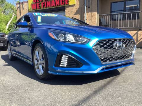 2018 Hyundai Sonata for sale at Active Auto Sales Inc in Philadelphia PA