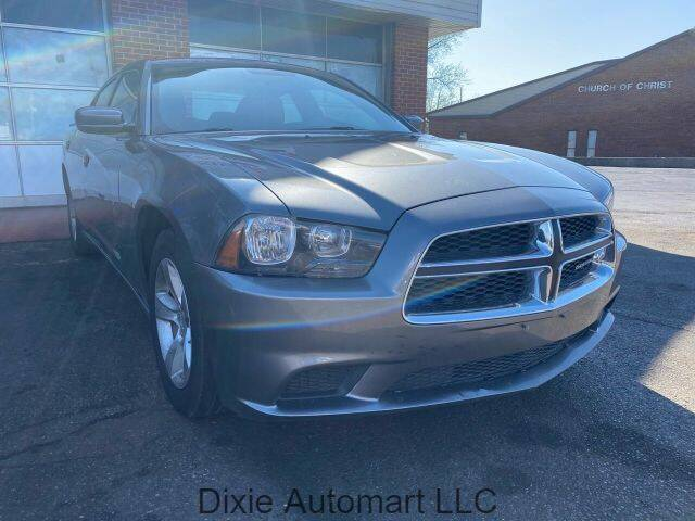 2011 Dodge Charger for sale at Dixie Automart LLC in Hamilton OH