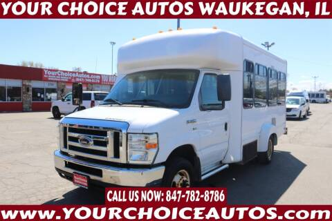 2009 Ford E-Series Chassis for sale at Your Choice Autos - Waukegan in Waukegan IL