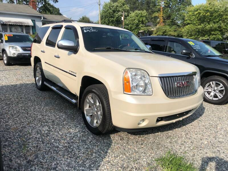2009 GMC Yukon for sale at Venable & Son Auto Sales in Walnut Cove NC