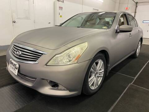 2010 Infiniti G37 Sedan for sale at TOWNE AUTO BROKERS in Virginia Beach VA